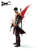 DmC: Dante by wily1983