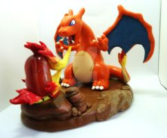 Charizard (Update) by PokeCrystals