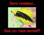 Save Yourself Let Them Suffer by pharaohatemuYouTube