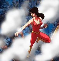 Donna Troy by jdcunard