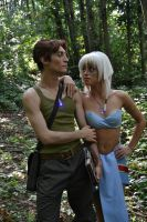 Kida and Milo by Lady-Ragdoll
