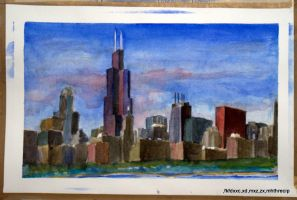 Chicago by thecip