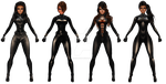 CatSuit Commandos: The Specialist-KittyCats :3 by Krypto4CatSuits