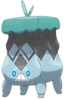 #??? Accoligon by Smiley-Fakemon