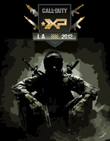 Call of Duty XP 2012 Poster by nenglehardt