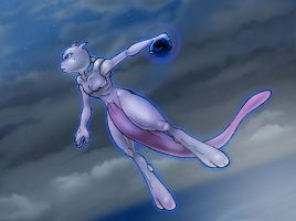 Mewtwo - I Think I Can by Vaporeon249
