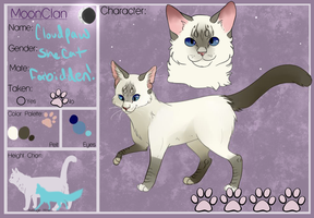 Cloudkit's New Ref by TimidCute