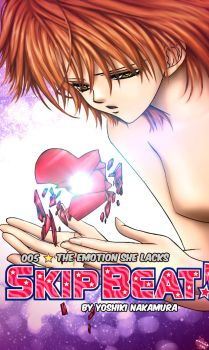 Teaser Skip Beat Ch.005 - The Emotion She Lacks by marisha280