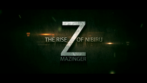 Mazinger z : The Rise of Nibiru by Spadoni-Production