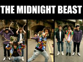 . The Midnight Beast by ChumCati