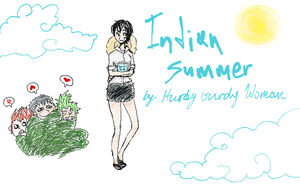 Indian Summer by NearlyHeadlessPup