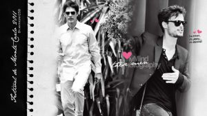 MGG and Thomas Gibson 2011 by Anthony258