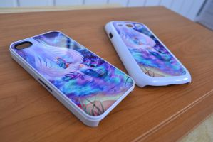 iPhone 4 and Galaxy S3 Case by GhostOfWar909