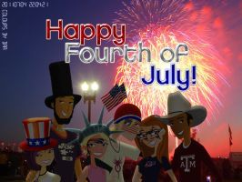 Happy Fourth of July 2011 by daanton