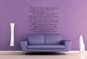 Shakespeare Sonnet 116 by GeekeryMade