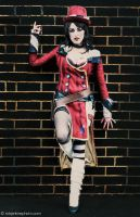Mad Moxxi  Borderlands  Tiffany Dean Cosplay by BabyGirlFallenAngel