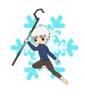 RotG: Jack Frost by AvatarRaptor
