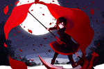 Red like roses by onedayfour