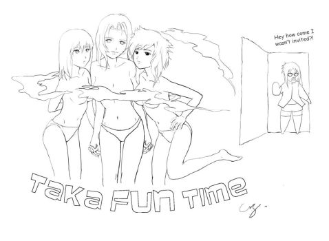 Taka Fun Time by pdonyin-0