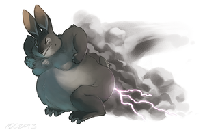 THUNDER FART by Katmomma