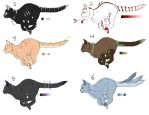 Cat adopts by Allycat-adopts