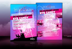 Eye Candy Flyer by fxseven