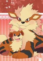 Arcanine Poster by destinal