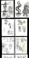 Sketchdump - BIG IMAGE by reed682