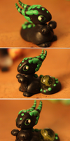 little green beast *for sold* by KaIisha