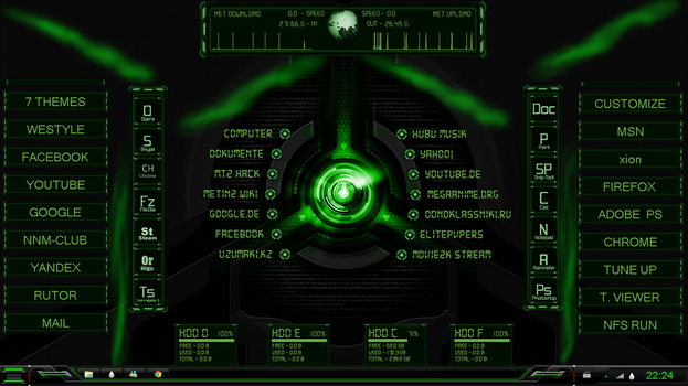 Browsing rainmeter on deviantart for Deviantart rainmeter