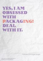 Confessions of a Graphic Designer Series 3 by Designbolts