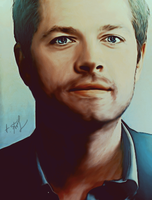 Misha Collins (Cas) by AlessandraTheBest