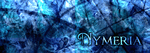 Blue Banner - Nymeria by AtomicBrownie