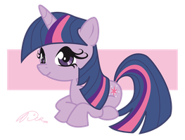 Twilight Sparkle  Kawaii by DCRmx