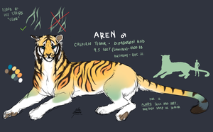 Aren by Capukat