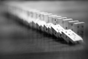 Dominoes by invisigoth88
