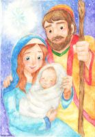 For unto us a child is born by gerugeon