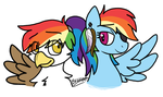 Dash and Feather's travels cover by BreezePleeze by Q99