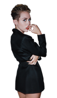 Miley Cyrus Bangerz Png by justbreathedesigns