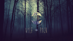 nice wolfpack wallpaper by LegacyDesiggns
