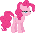 Pinkie Pie - Nobody Breaks A Pinkie Promise by TomFraggle