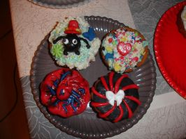 Cupcakes - 11/03/15 - Toot's Plate by Toothless6reach