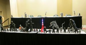 Memories of G-Fest: Lineage of the Kings by kaijukid