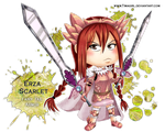 ChIbI - Erza Scarlet FT by Timagirl