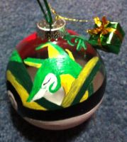 Serperior Ornament by Duchess-of-Dismal