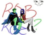 RobRae by The-groovy-fanficers