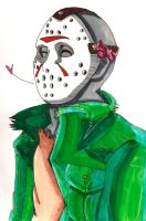Jason feels pretty by Mutil8tor