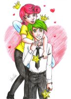 Cosmo and Wanda by shully
