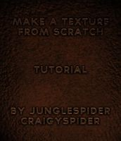 Texture Tutorial from Scratch by NoobGamer75