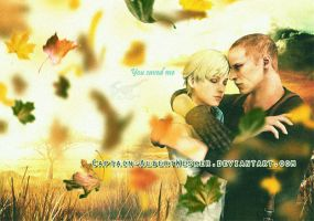 You Saved Me by Captain-AlbertWesker